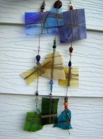 Gradation - wind chime by Quon-chan