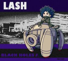 Advance Wars LASH by FlintofMother3