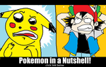 Pokemon in a Nutshell by Xiao-Fury