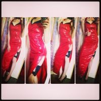 Ada Wong dress in my hands at last! by Pandadelight