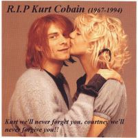 Kurt 'N Courtney by too-disturbed