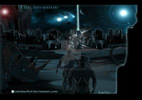 The Invasion by michaellof