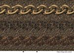 Three chains - Stereogram by leonbloy