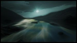 """""""Sureal waters"""" by cryingsoul86"""