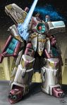 Galaxy Force Vector Prime by 1DB