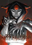 Happy Halloween From The Puppet Master by Artzmat