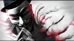 Anonymous by AditRafi