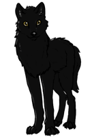 Wolf request by Gleadless