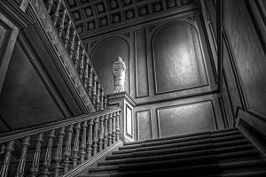 lateclassicistic staircase by hans64-kjz