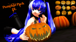 [MMD] Pumpkin Pack DL by OniMau619