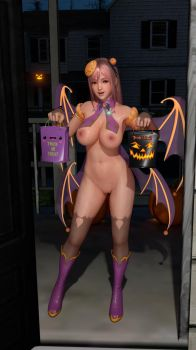 Trick or Tits by Deluwyrn
