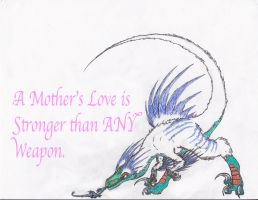 Birthday Gift #1 - A Mother's Love by BurningG-HellOnEarth
