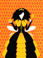 Queen Bee by LimboTheLost