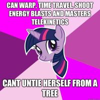 Twilight sparkle meme by Magicponixtutu