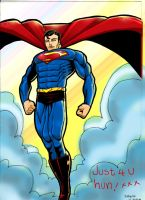 Superman by Wedge40