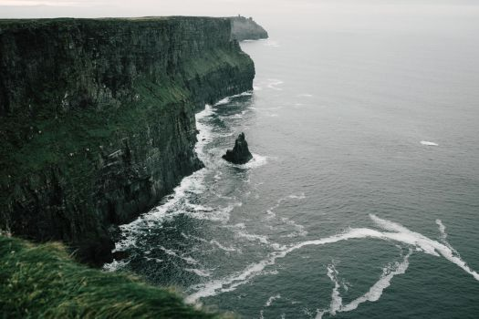 Cliffs of Moher by x-horizon