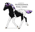 A2775 Foal Design by GoldenShoeStables