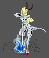 Magik by madpuffins
