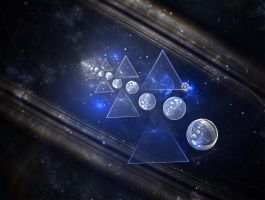 Simple geometry from outer space by androceus