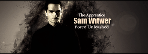 Sam Witwer force unleash by PACU-X