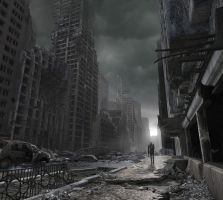 CITY DESTRUCTION by alan157