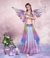 Sweet Sarenity by RavenMoonDesigns