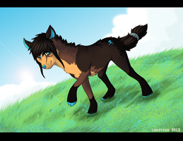 Draw to adopt-entry for Redrie-I woooon!!! by LuckyPaw