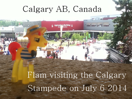 PATW 2014 Entry - Calgary Stampede - Flam 2 by drewq123