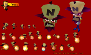 Neo Cortex Model 2 by sperhak618