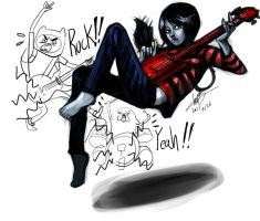 marceline by oke0301