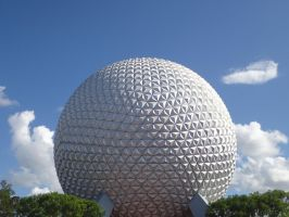 Epcot by Chrissice