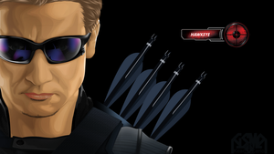Hawkeye by KismetVexel