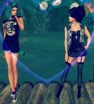 IMVU Selfies by ForeverResa