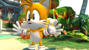 Sonic Generations PC screenshot by YoursTrulyNicole