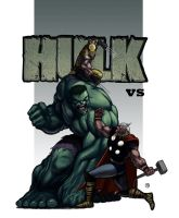 HULK VS by semaj007