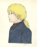 Enjolras Portrait by Jessie24601