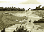 After 'while, crocodile by Carlosdino