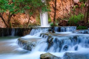 Mooney Falls 3 by mikewheels