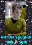 Anton Yelchin 1989-2016 by The-Mind-Controller