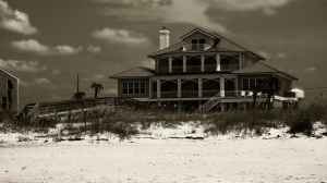 Beach House 1 by RollingFishays