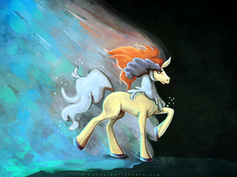 Keldeo by Mikonow