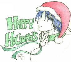 happy holiday - percy by percylove