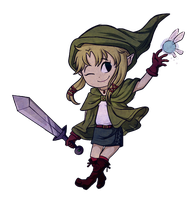 WW Linkle by Icy-Snowflakes