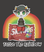 Taste The Rainbow by blindleap