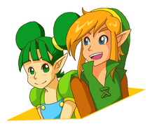A Link Between Worlds by stargazer-eyes