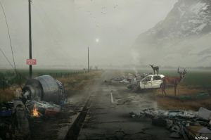 Crash Site by noro8