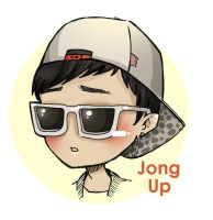 Jong Up by HosomiAme