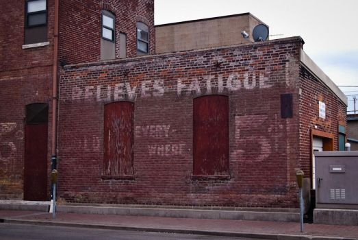 Belleville: Relieves Fatigue by breaking-reality