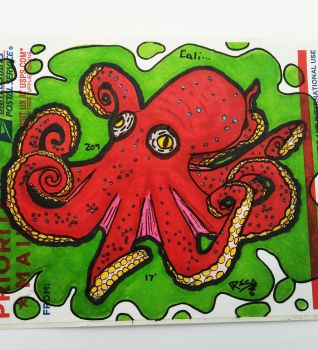 Octopus by ChucoRose