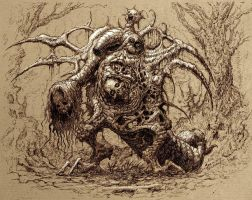 Swampspawn by Xeeming